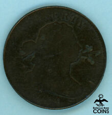 1799 United States 'Draped Bust' Large Cent Coin Rare! Key Date!