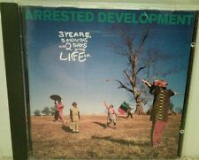 Arrested Development - 3 Years, 5 Months And 2 Days In The Life Of.. (CD, 1992)