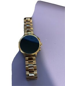 fossil Gen 4 smart watch womens