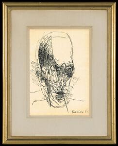 Zdzisław Beksiński - UNIQUE ART !!! HANDMADE !!!