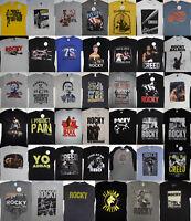 Rocky Movie Apollo Creed Creed Mickey Rocky Balboa Boxing T-Shirt