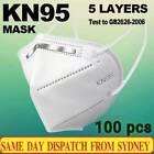 N95 KN95✅Certified Bulk 40 / 100 PC Disposable Respirator✅KF94 3D Kid Face Masks