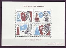 Postfrische Briefmarken aus Monaco mit Olympische Spiele-Motiv