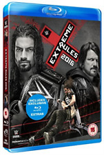 New listing WWE: EXTREME RULES 2016 BLU-RAY NEW