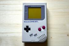 GB - Nintendo GameBoy Classic in Grau (gebrauchter Zustand)
