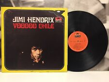 JIMI HENDRIX - VOODOO CHILE LP VG+/EX+ 1973 ITALY POLYDOR SPECIAL 2482 116