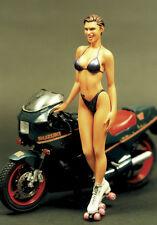 [SOL Model] c200, 1/12 Motor Girl Rora, bikini girl resin figure