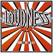 Thunder in the East by Loudness (Cassette, Oct-2003, Wounded Bird) (C)