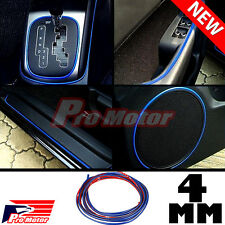 4mm 3M Blue Molding Trim Exterior Guard Upper Window Side Door Strip Roof SUV