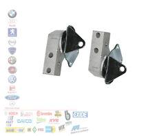 COPPIA 2 SUPPORTO DX SX DEL DIFFERENZIALE FIAT PANDA 169 1.2 1.3 D MULTIJET 4x4
