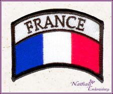 Ecusson patch thermocollant  FABRIQUE EN FRANCE   France Armée