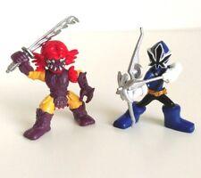 Power Rangers Super Samurai Blue Ranger et Mooger Set Figure