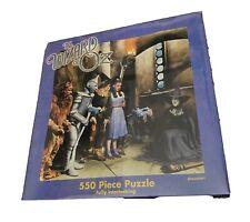 """Pressman The Wizard of OZ 550 piece puzzle 20"""" X 20""""  **NEW**"""