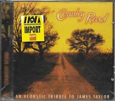 CD 12 TITRES COUNTRY ROAD AN ACOUSTIC TRIBUTE TO JAMES TAYLOR NEUF SCELLE USA
