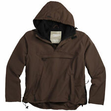 Abrigos y chaquetas de hombre marrón cazadores