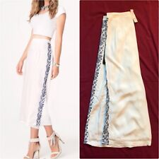 Bebe Petite Embroidred Culottes Size 2