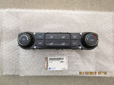 17-19 GMC CANYON BASE SL SLE SLT A/C HEATER CLIMATE TEMPERATURE CONTROL OEM NEW