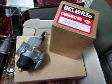 CARBURATEUR DELL'ORTO SHB 27-17 PIAGGIO APE MP 601 COMPLET DE SUPPORT ÉLASTIQUE
