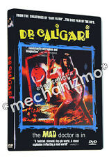 DR. CALIGARI DVD (1989) Madeleine Reynal Laura Albert Café Flesh