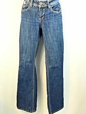 Dereon by Beyonce  Womens Jeans Size 7/8 Medium Wash Bootcut