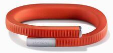 Jawbone UP24 Wireless Activity Sleep Fitness Tracking Wristband Large Orange