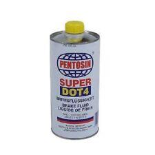 Brake Fluid - DOT 4 (500 ml) Pentosin 31400205