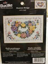Bucilla Heavens Design  counted  cross stitch kit