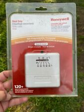 HONEYWELL ELECTRIC HEATING ONLY THERMOSTAT NON PROGRAMMABLE CT33A New