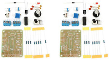 Hiletgo 2pcs Icl8038 Monolithic Function Signal Generator Module Diy Kit Sine