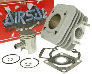 AIRSAL 70ccm Sport Zylinder Kit f/ür Aprilia Di-Tech SR50 R//R-Factory Motor SR50 Funmaster