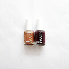 NEW LOT of 2 ESSIE (Buy Me a Cameo & Carry On) Full Size Nail Polish Lacquer