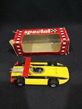 Mercury 301 Sigma Gran Prix Pininfarina scala 1/43