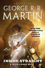 Inside Straight (2008, Hardcover) George R R Martin