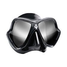 Mares X-Vision Ultra Liquidskin Scuba Diving Snorkeling Mask Sliver Lens