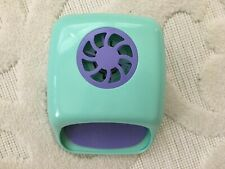 Pottery Barn Teen Splendid Spa Nail Dryer Pool Blue and Purple Battery Operated