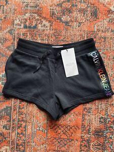 Calvin klein Womens Black Shorts