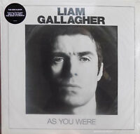 OASIS LIAM GALLAGHER LP As You Were VINYL 180g Wall Of Glass + Download IN STOCK
