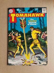 Tomahawk #65 (1959 DC Comics) Silver Age ~ Beautiful Color ~ High Grade FN-