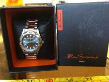 Ben Sherman Official New Dark Green Dial Silver New Watch Wristwatch