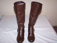 Jomax Below the Knee High Women's Leather Boots – Size 9