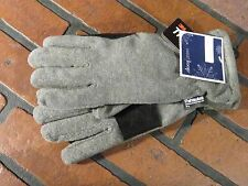 3M Thinsulate Fleece Insulated Womens Glove West Loop NEW NWT Grey Black