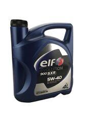 Elf Evolution 900 SXR 5W-40 4 Liter Motoröl Motorenöl Mercedes Renault 0710 0700