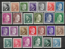GERMANY ADOLF HITLER STAMP COLLECTION  PACKET of 25 DIFFERENT Stamps MNH
