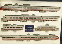 Tomix 92009 Spur N Elektro-Triebwagen 11-teilig OER 7000 Series LSE, JNR Japan