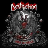 Destruction - Born To Perish (NEW CD)