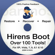 BEST BOOT CD - Diagnostics Password Recovery Hardware Hard Drive Testing Test
