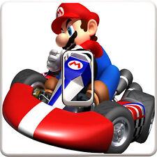Super Mario Kart Interruptor De Luz Pegatina De Vinilo Calcomanía Para Dormitorio De Niños #193