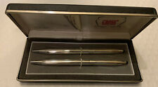 Vintage CROSS STERLING SILVER Pen & Pencil Set For Her