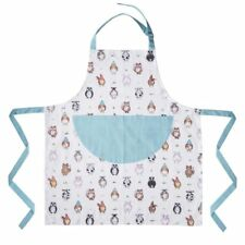 New Price And Kensington 100% Cotton Textile Kitchen Cooking Apron Back To Front