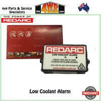 REDARC LOW COOLANT ALARM ENGINE MOTOR RADIATOR WATER AVOID OVERHEATING ISSUES